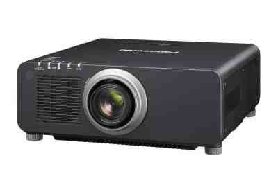 Panasonic PT-DZ870K compact body with 8,500 lm of brightness Installation Projector