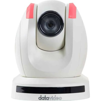 Datavideo PTC-150TW HD/SD PTZ Video Camera with HDBaseT Technology - White