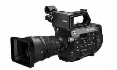 Sony PXW-FS7K 4K XDCAM