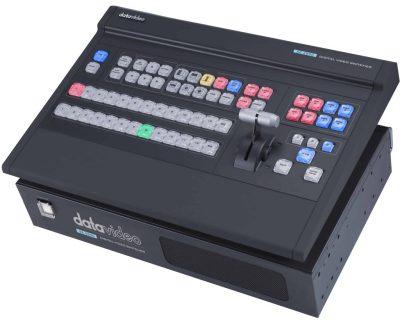 Datavideo SE-2850-8 HD/SD 8-Channel Digital Video Switcher