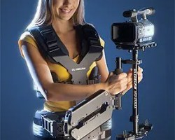 Glidecam Smooth Shooter Body-mounted Stabilizer