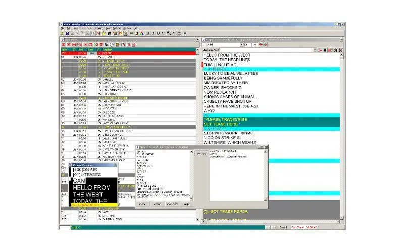 AutoScript VoicePlus voice activated prompting from