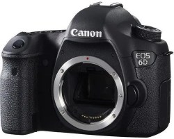 Canon EOS 6D Body Only