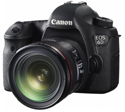 Canon EOS 6D IS USM