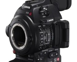 Canon EOS C100 Mark II Cinema Camera