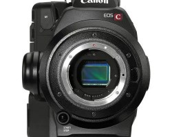 Canon EOS C300 EF HD Cine Camera