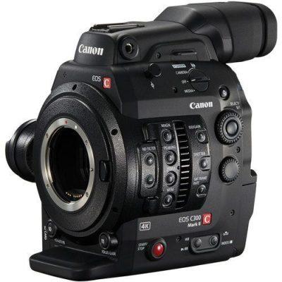 Canon EOS C300 Mark II