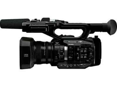 Panasonic AG-UX90 4K Handheld Camcorder