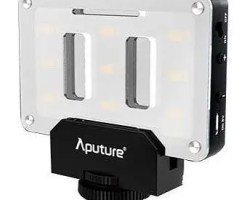 Aputure Amaran AL-M9 Pocket-sized LED Light Chraged via USB