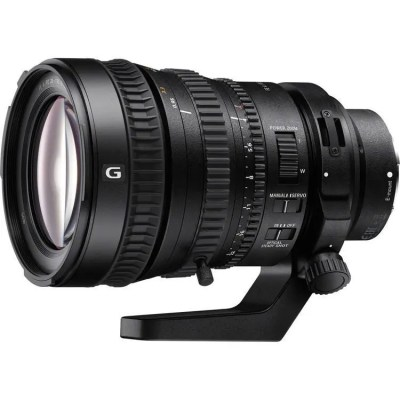 Sony FE PZ 28-135mm F4 G OSS
