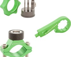 9.Solutions Handle Bar Kit for GoPro Action Cameras