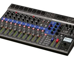 Zoom LiveTrak L-12 Digital Mixer and Multi-track Recorder