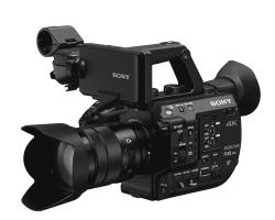 Sony PXW-FS5M2 / PXW-FS5M2K 4K XDCAM Camcorder