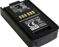 Sennheiser BA 20 Li-Ion Battery for AVX-series