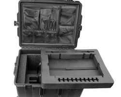 CrewCom 6-Up Travel Case