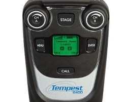 Tempest TMP-R224 2-Channel Wireless Beltstation