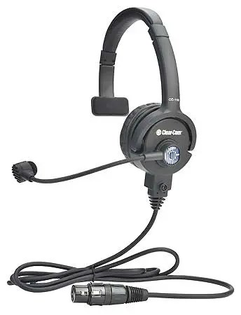 Clear-com CC-110 Single-ear Headset
