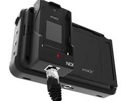 AtomX Ethernet/NDI Expansion Module for Ninja V