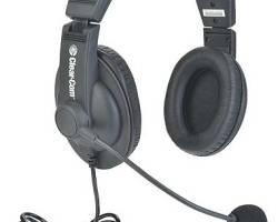 Clear-com CC-30 Dual-ear noise-cancelling headset