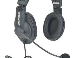 Clear-com CC-30 Dual-ear noise-cancelling headset