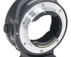 Canon EF Lens to Sony E Mount T (Mark V)