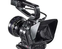 Mini Hood for Canon EOS C100