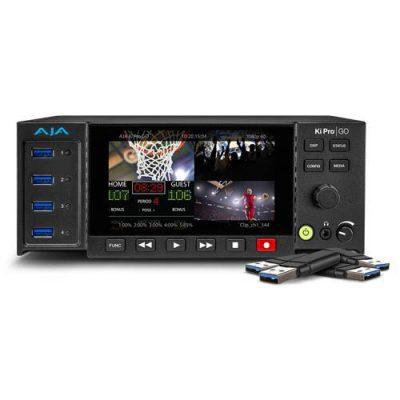 AJA Ki Pro GO H.264 Recorder