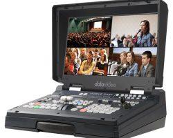 DataVideo HS-1600T HDBaseT Video Streaming Studio