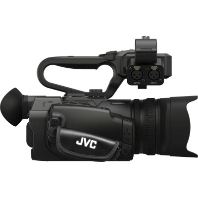 JVC GY-HM250HW Live Stream Video Camera