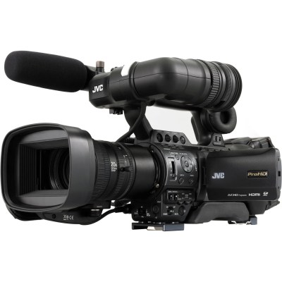 JVC GY-HM890U ProHD Shoulder Camcorder