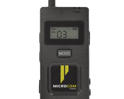 MICROCOM 2400M Wireless Intercom System