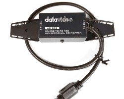 Datavideo AD-232 RS-232 to RS-422 Bidirectional Converter