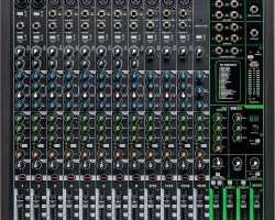 Mackie ProFX16v3 Professional Effects Mixer
