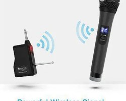 Fifine K025 Wireless Micophone System