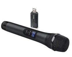Fifine K026 USB Handheld UHF Wireless Microphone System