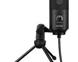 Fifine K669B USB Microphone