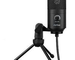 Fifine K669B USB Microphone