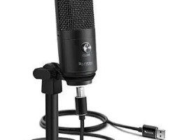 Fifine K670B USB Microphone