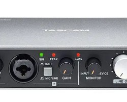 Tascam iXR USB Audio Interface