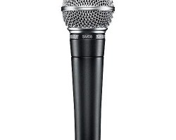 Shure SM-58LC Vocal Microphone