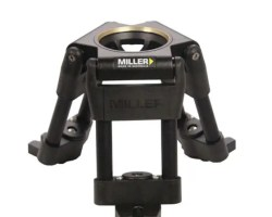 Miller Home Broadcast System 3 Tripod for PTZ camera
