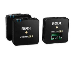 Rode Wireless GO II Microphone System