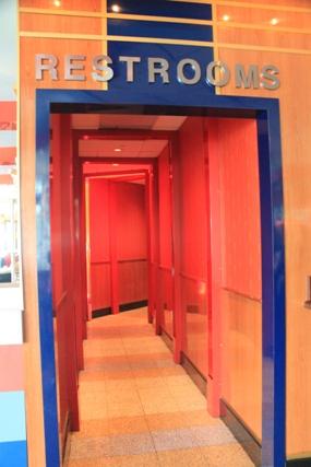 Diner-with-flashing-restroom-entrances-NJ