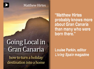 Going Local in Gran Canaria, by Matthew Hirtes