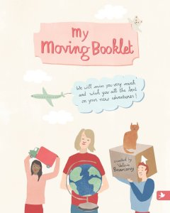 Book Cover: My Moving Booklet