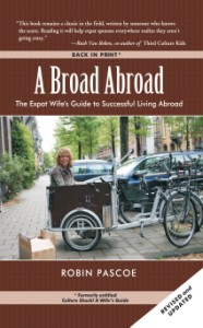 Book Cover: A Broad Abroad