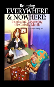 Book Cover: Belonging Everywhere & Nowhere