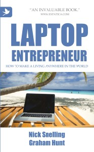 Book Cover: Laptop Entrepreneur