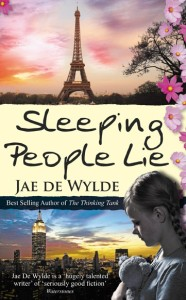 Book Cover: Sleeping People Lie