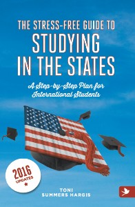 Book Cover: The Stress-free Guide to Studying In The States
